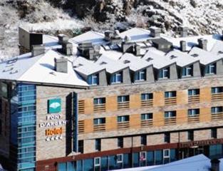 Hotel Font d'Argent Pas