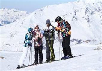 Les 2 Alpes. Semanas de sábado a sábado