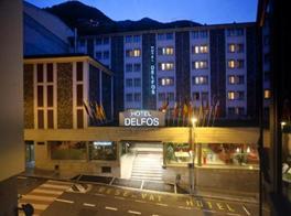 Tulip Inn Andorra Hotel Delfos