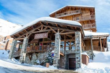 Residence Hermine - Chalet des Neiges